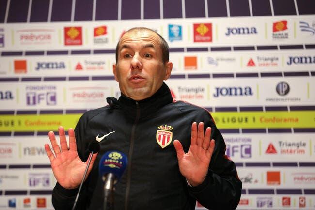 Monaco : 2 pts perdus contre l'OM et le TFC, Jardim alerte les arbitres