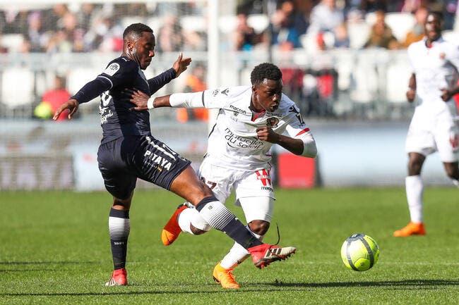 Bordeaux - Nice : 0-0