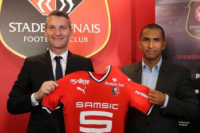 SRFC : Trop petit pour l'Europe, Rennes refuse de rêver...