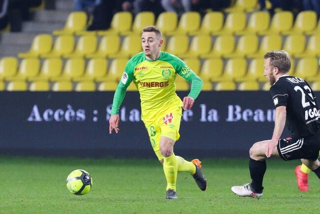 FCN : Nantes sombre en L1, Rongier démonte le vestiaire