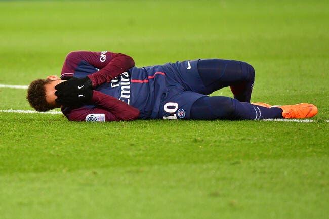 PSG : Neymar opéré ce mercredi à Paris ?