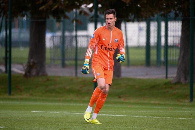 Remy Descamps prêté, le PSG va changer de 3e gardien