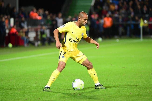 PSG - Mercato : L'offre de Mourinho pour Lucas connue