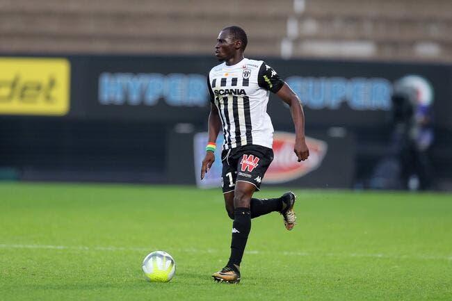 SCO : Angers prête deux joueurs en L2 au mercato