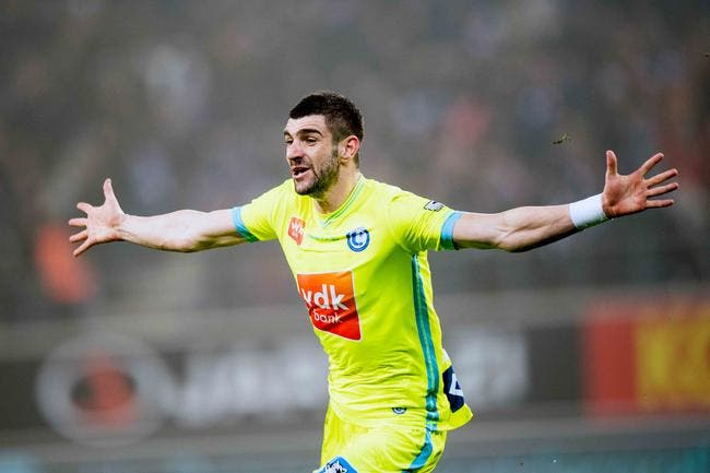 Accord pour Mitrovic — ASSE