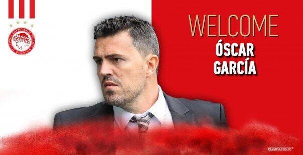 Oscar Garcia aurait trouvé un accord avec l'Olympiakos — Mercato