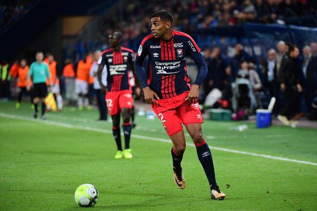Hazebrouck - Caen : 0-2