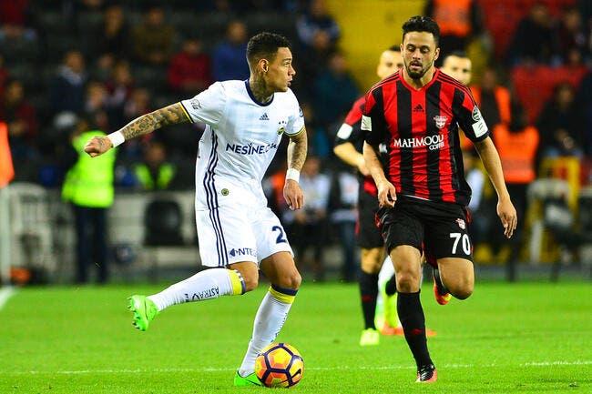 Van der Wiel de retour en Ligue 1 — Mercato