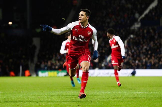 Man City - Mercato : Arsenal FC, 30 M€ lâchés pour Alexis Sanchez