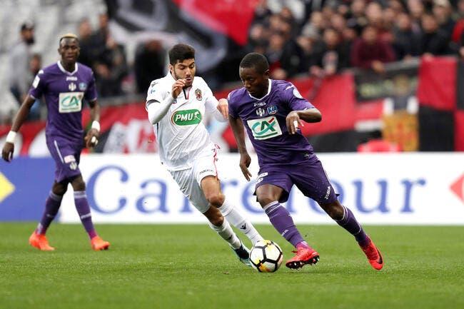 TFC - Nice : 1-0 (Janvier 2018)