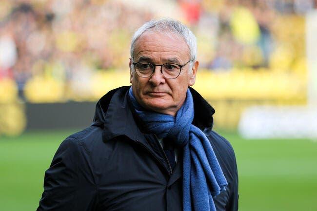 FCN : Pour Ranieri, tous les feux sont au vert avant le PSG