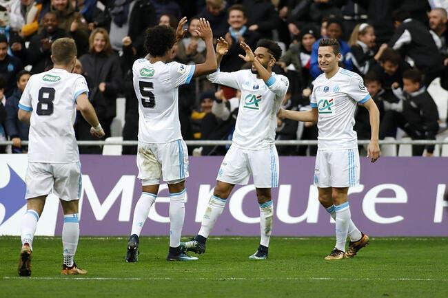 OM: Marseille gagne après la prolongation Garcia adore ça