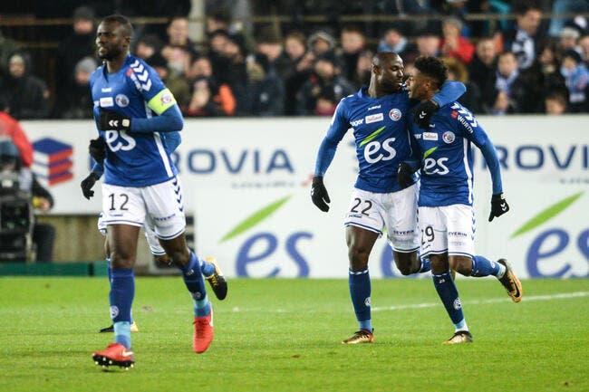 Strasbourg - Dijon : 3-2 (ap)