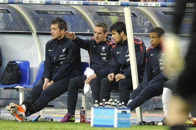 Franck Ribéry règle ses comptes avec «le gentil» Yoann Gourcuff