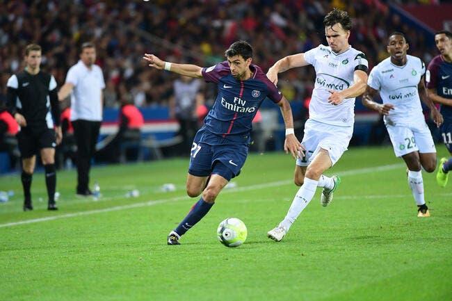 PSG : Paris réclame 25ME cash à l'Inter pour Pastore !