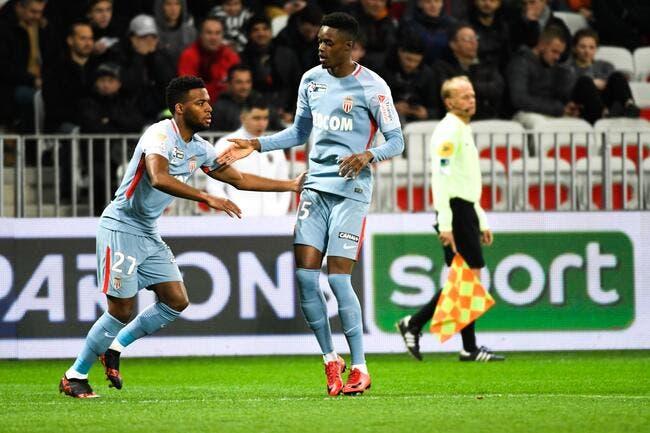 Cpe Ligue : Monaco s'offre le derby, grâce à sa défense