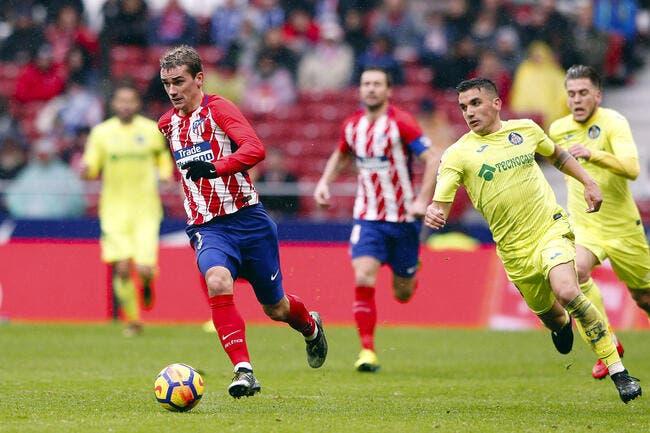 Les exigences de Griezmann pour rejoindre Manchester — Mercato Atlético