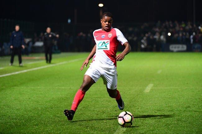 Officiel : L'AS Monaco prête un défenseur en L2