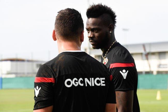 OGCN: Ça sent le sapin pour le chouchou de Balotelli à Nice