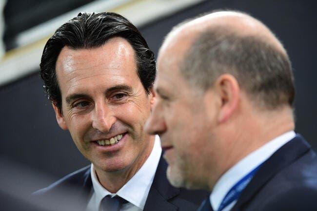 PSG - Mercato : Emery tient son N°6, Diarra peut oublier Paris
