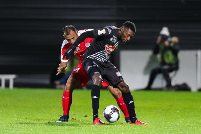 Angers - Montpellier : 0-1