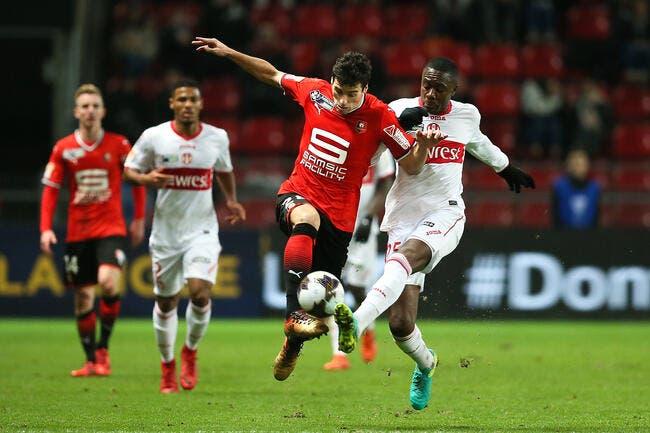 CdL : Rennes - TFC : 4-2