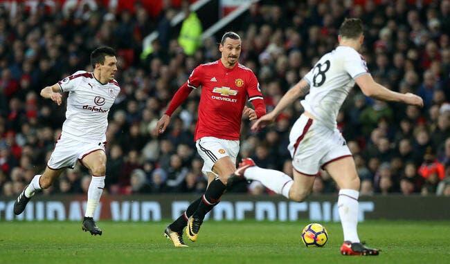 Mercato : Zlatan pourrait plaquer Man United pour la MLS
