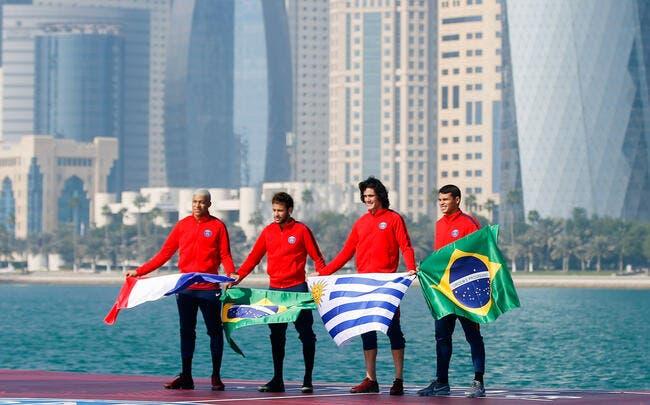 PSG : Di Meco demande à Cavani d'aller choper Thiago Silva