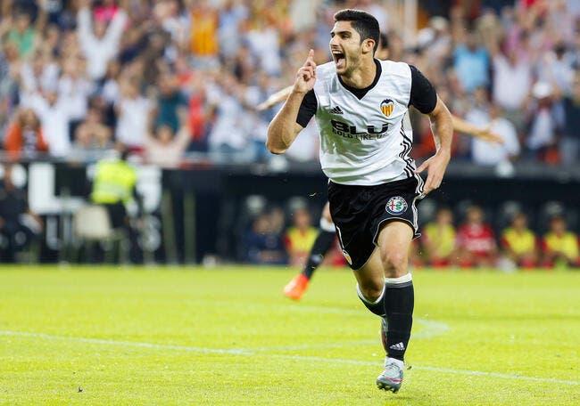 Le Real Madrid aurait un oeil attentif sur Guedes — Mercato