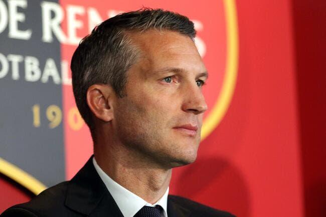 Rennes - Mercato : Létang annonce le départ de Sanjin Prcic