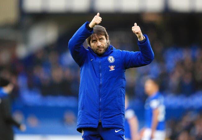 Annoncé au PSG, Conte ouvre la porte à un départ de Chelsea