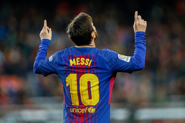 Barça : Le vrai salaire de Messi révélé, et il est hallucinant !