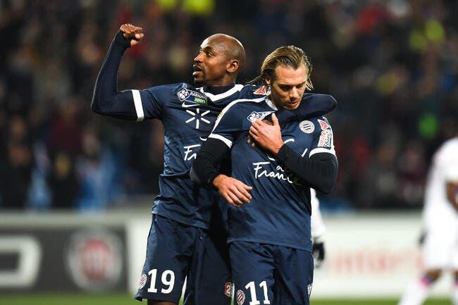 Officiel: Montpellier laisse filer Kévin Bérigaud