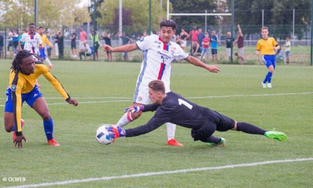 OL: Mohamed Bahlouli, le futur Coutinho de Lyon?