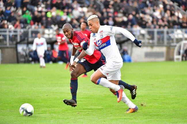 OL : Sans Mariano ni Traoré face à Angers