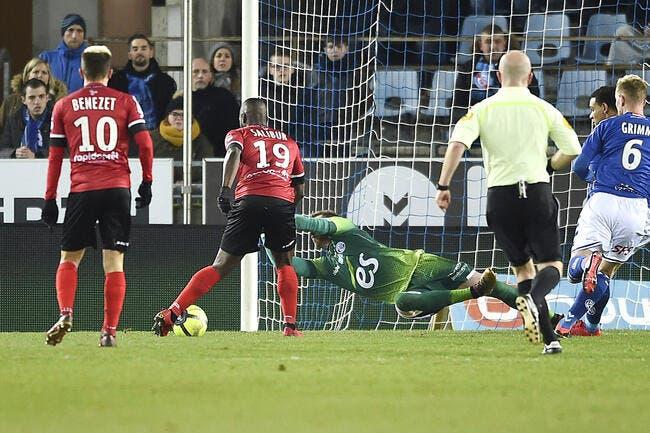 Strasbourg – Guingamp 0-2