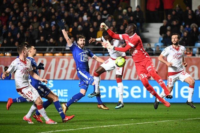 ESTAC : Troyes regrette de ne pas avoir enterré Bordeaux