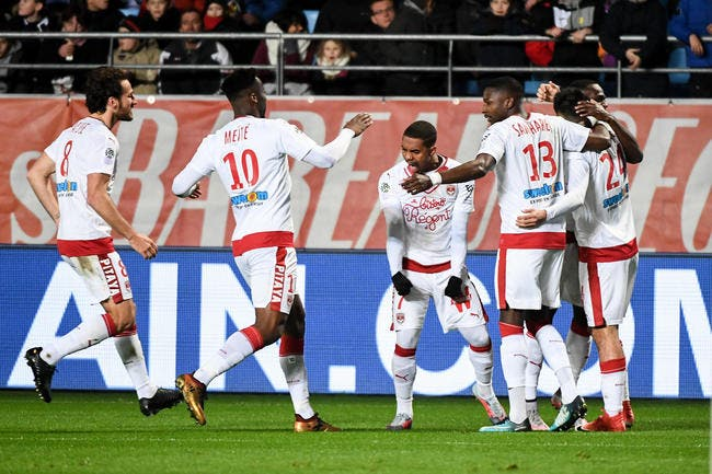 L1: Bordeaux gagne enfin Monaco bute aussi sur le MHSC