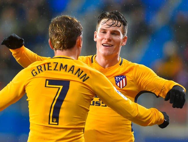 Liga : Le bon coup de l'Atlético Madrid à Eibar