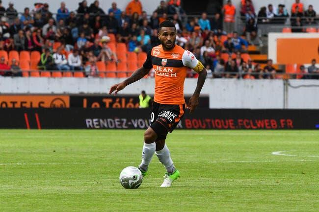 Lorient - GFC Ajaccio : 4-1
