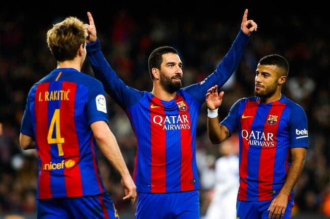 Le Barça prête Arda Turan à Basaksehir