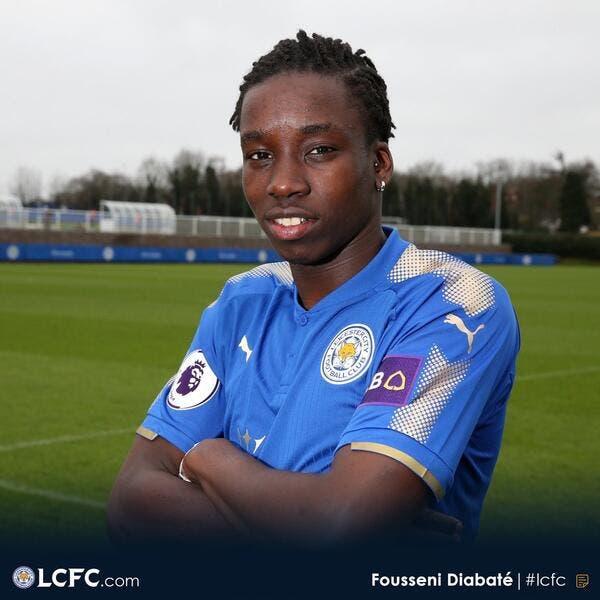 Officiel : Diabaté quitte le Gazelec Ajaccio pour Leicester