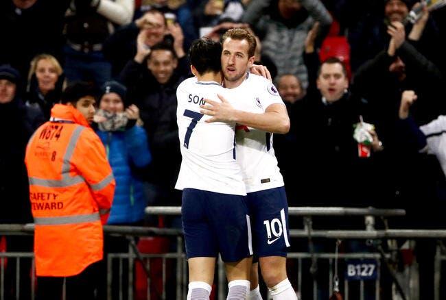 Premier League : Tottenham cartonne Everton