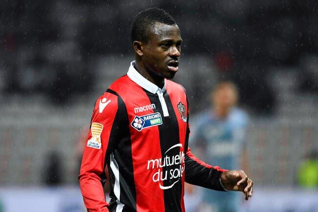 Foot Afrique OGC Nice: Le PSG de nouveau intéressé par Seri