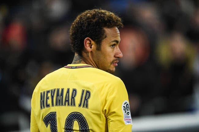 Neymar a une énorme bonne nouvelle venue de Barcelone — PSG