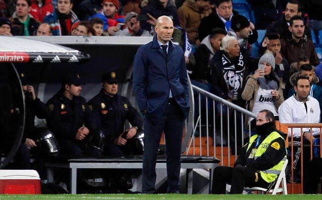 Real Madrid - Villarreal : 0-1
