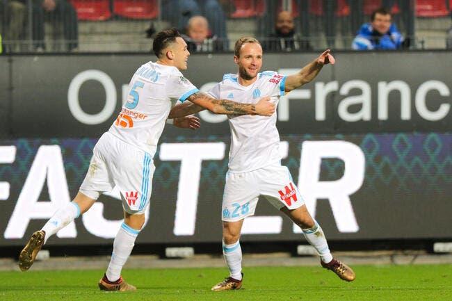 Rennes - OM : 0-3