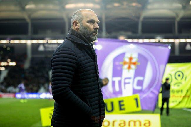 TFC : Dupraz s'est senti mal après un effort, il n'ira pas à St-Etienne
