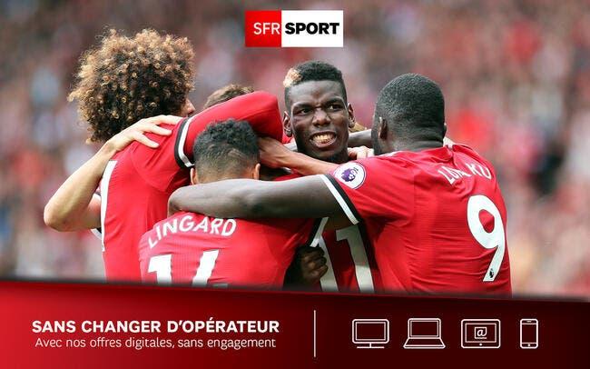 TV : SFR contraint de revendre la Premier League et la Ligue des champions ?