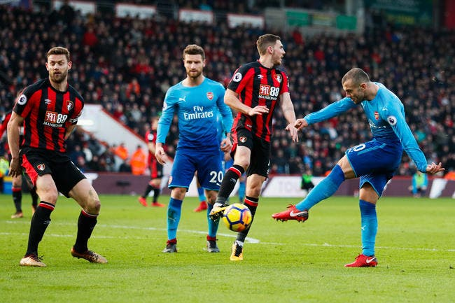 Premier League : Arsenal craque à Bournemouth